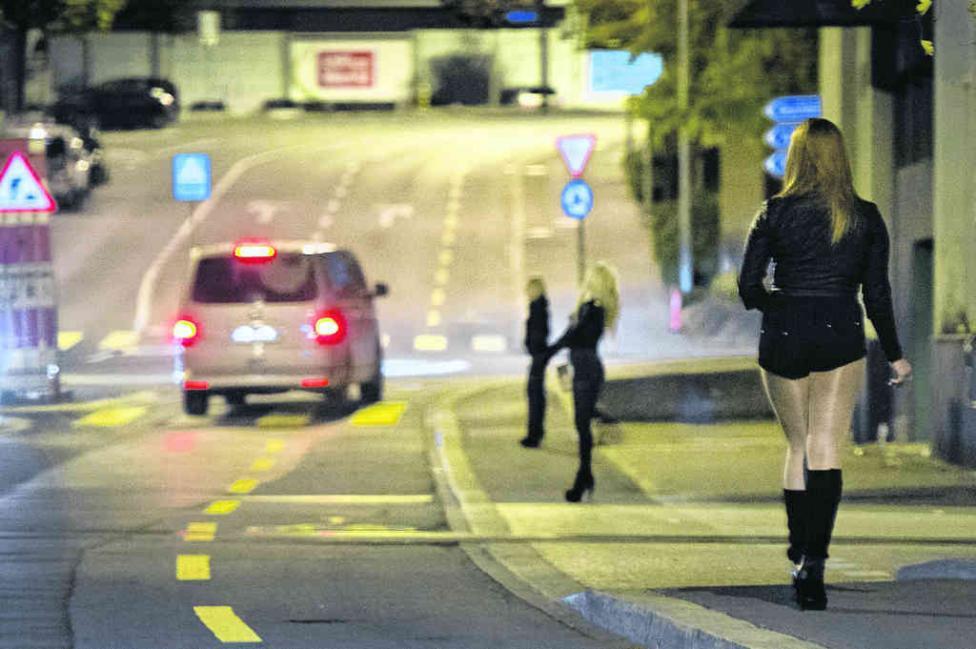 Prostituée par choix