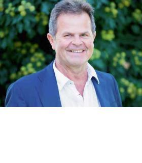 Philippe Deriaz, Municipal depuis le 1er juillet dernier. © Olivier Bohren/ Ville de Morges