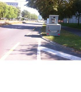 Pour le président de la Commission de Police, parquer dans un tel lieu n'est pas autorisé. DR