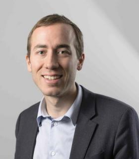 Benoît Gaillard, conseiller communal, président du PS lausannois