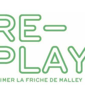 Dès le 4 août, Replay et sa HOUSE 2 animeront la friche de Malley. DR