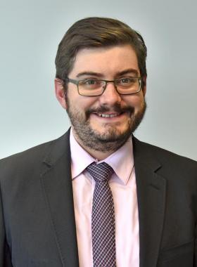 Kevin Grangier,  Secrétaire général UDC Vaud