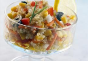 Pique-assiette: Taboulé de quinoa aux raisins secs - GHI
