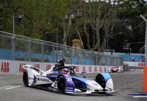 BMW va se retirer officiellement de la Formule E, mais rester présente comme fournisseur de technologie. DR