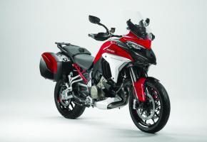 La Kawasaki Ninja 1000 SX fait partie des motos testées par le TCS,  comme la Ducati et la Honda, toutes trois bien notées.DR