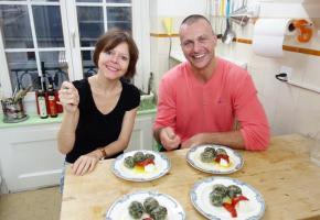 «Pique-assiette invite les chefs»: la recette de Arnaud Bogard, du Coin de Campagne à Carouge (GE)