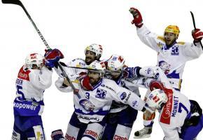 L'amour du hockey? Bientôt un devoir patriotique. DR
