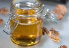 L'huile de noix