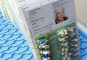 Organiser la prise de médicaments, jour après jour. dr