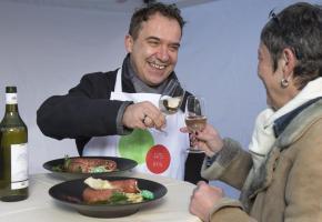 Gilles Meystre, président de GastroVaud. dr
