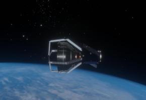 La mission: développer des technologies de désorbitation de débris spatiaux.