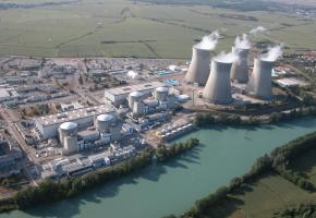 Pour les autorités genevoises, la centrale du Bugey en France voisine, serait dégradée et mal entretenue. DR