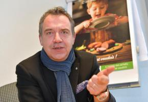 Gilles Meystre monte au créneau pour défendre la profession. VERISSIMO