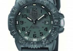 LUMINOX NAVYSEAL COLORMARK