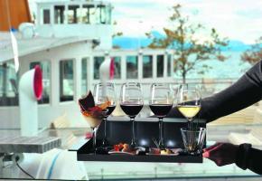 Foire aux vins Coop - Lausanne - Embarcadère de Lausanne-Ouchy