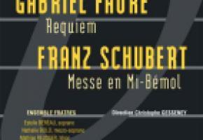 Fauré et Schubert
