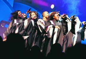 Les Harlem Gospel Singers font souffler sur le Gospel un vent du renouveau