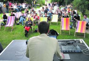 Festivals Les Digitales - Le 18 août, de 15h à 22h, au Parc du Denantou à Lausanne.