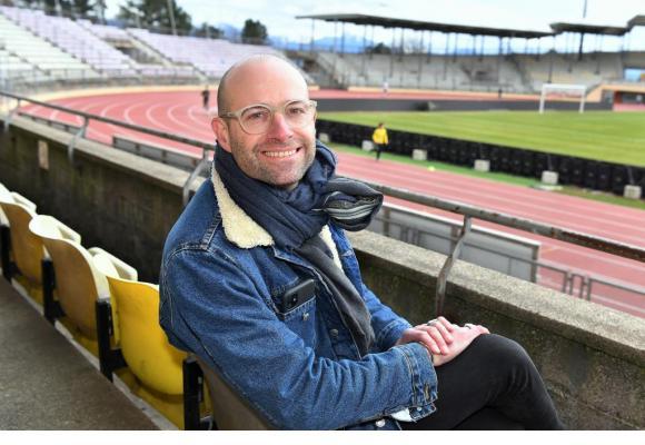 Olivier Delapierre est le nouveau directeur opérationnel d'Athletissima. Il reprendra à terme la direction du meeting lausannois. VERISSIMO
