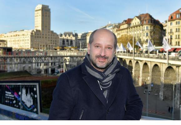 Arrivé en tête aux deux tours de l'élection à la Municipalité, Grégoire Junod rempile pour un 2e mandat de syndic.