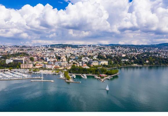 En raison de la baisse des nuitées, Lausanne Tourisme a vu son financement amputé de 800'000 francs. 123 RF