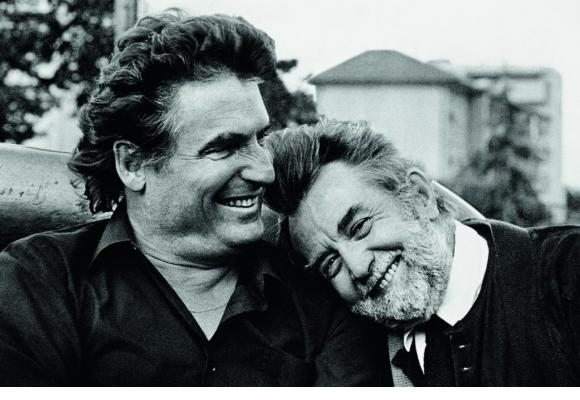 Imsand et Gianadda: l'histoire d'une amitié