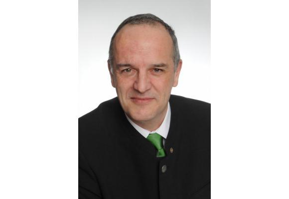 François Pointet, président du Parti vert'libéral vaudois et candidat au Conseil d'Etat. DR