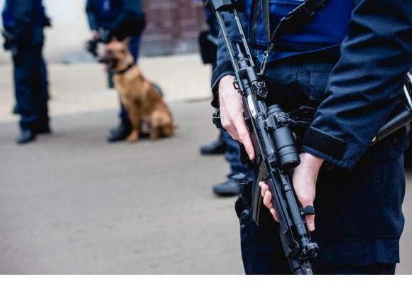 Ces unités spéciales seront composées de policiers et d'ambulanciers formés aux techniques et stratégies d'intervention. DR