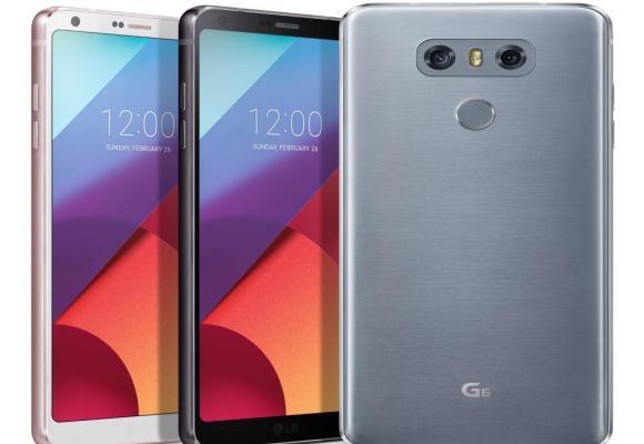 LG G6 - La qualité avant tout