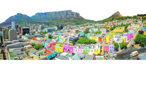 Le quartier de Bo-Kaap est un passage obligé. PXHERE