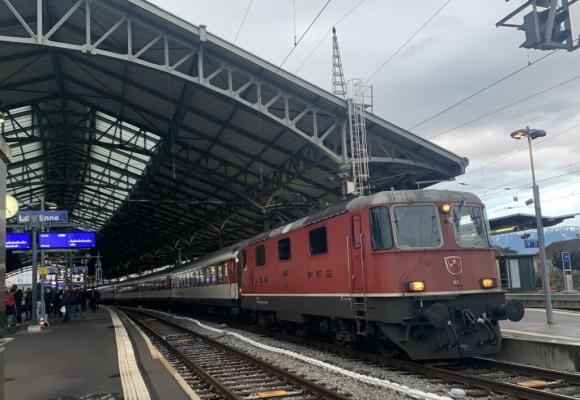 Les pendulaires entre Lausanne et Yverdon sont prétérités. CA