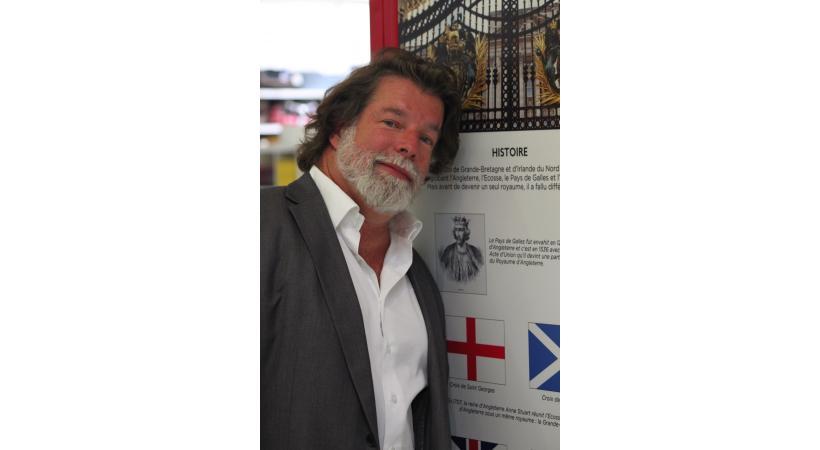 Igor Ustinov et la Grande Bretagne s'invitent à Allaman