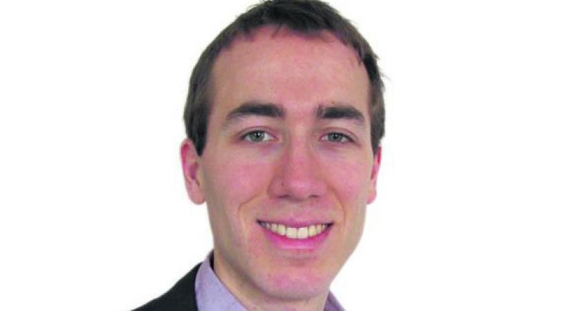 Benoît Gaillard, Conseiller communal Président du PS Lausannois. DR