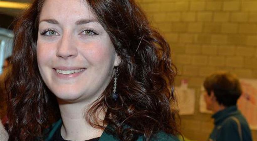 Eléonore Porchet, Présidente des Verts lausannois