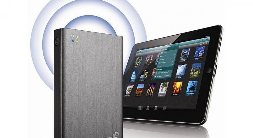 Seagate Wireless Plus 2 To