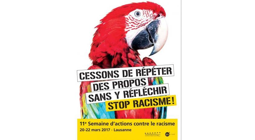 La 11e Semaine d'actions contre le racisme s'adresse à tous les Lausannois. DR