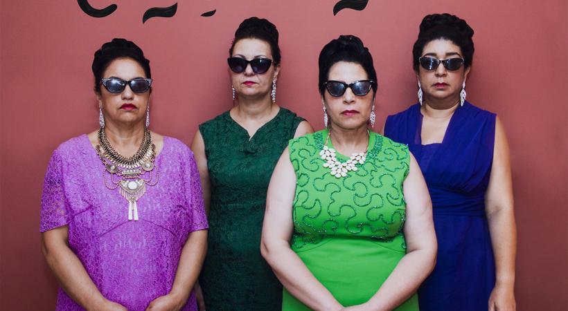 © Shirin Neshat. Courtesy Noirmonartproduction, Paris.