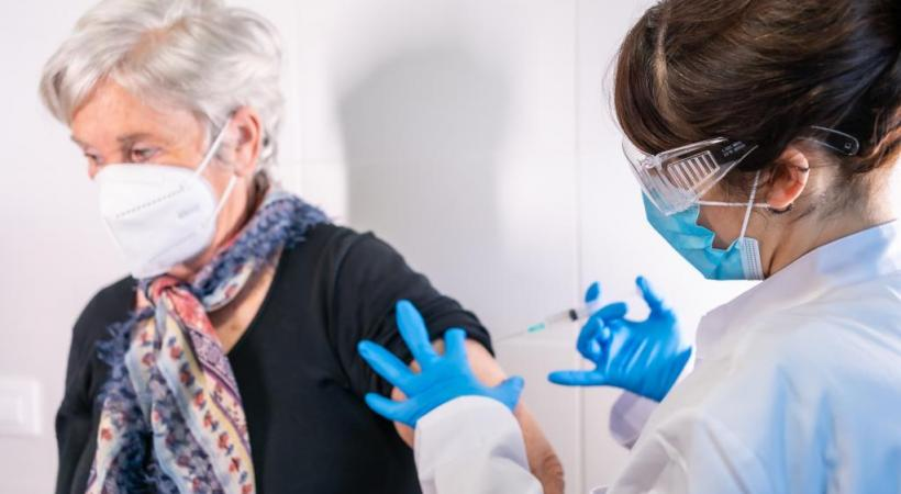 Depuis fin mars, la campagne vaudoise de vaccination est entrée dans sa seconde phase. 123 RF