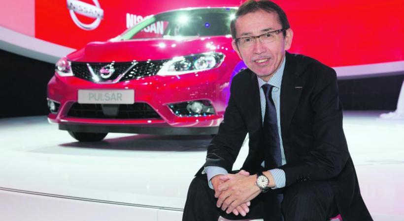 La future voiture du designer: un crossover Nissan Ariya, en 4x4, qu'il n'a pas dessiné.