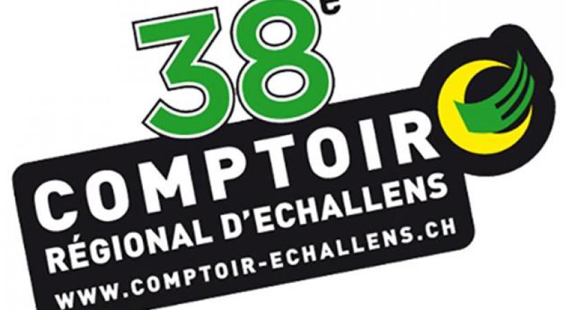 Chaque année, à la même époque, le Comptoir d'Echallens réunit une grande partie de la population du Gros-de-Vaud. dany schaer