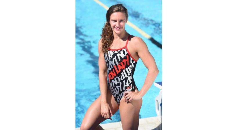 Triple médaillée olympique à Rio,Katinka Hosszu, sera de la partie.DR