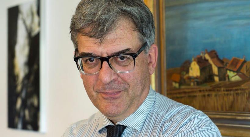Alain Bouquet, Directeur général de l'enseignement obligatoire vaudois dr