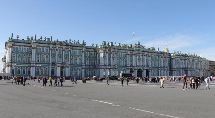 La deuxième plus grande ville de Russie.PIXABAY