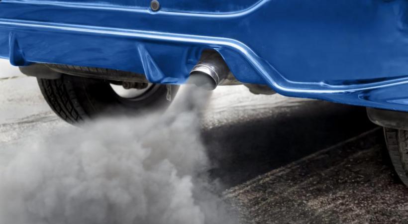 Des macarons pour alterner les véhicules en cas de pic de pollution? Genève l'a fait, Lausanne n'est pas contre, Vaud attend de voir.  DR