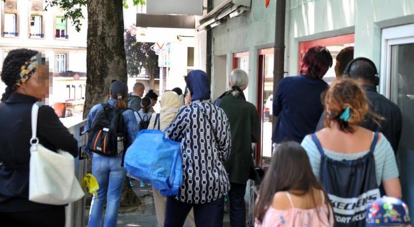 Caritas et le Centre social protestant ont versé plus d'un million de francs aux démunis.