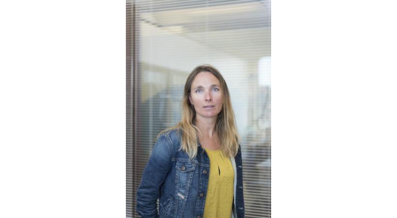 Aline Bernhardt Keller, responsable du dispositif addictions à la Ville.