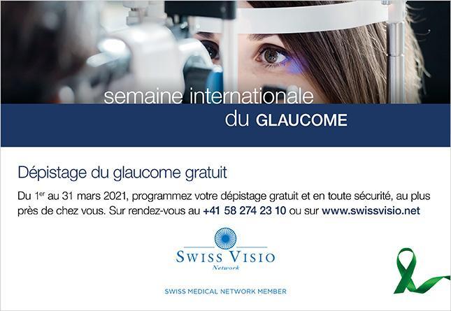 Swiss Visio Dépistage Glaucome